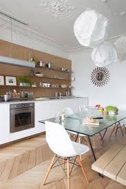 cuisine d appartement cuisine d un appartement haussmannien à déco générale
