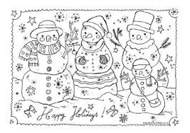 Winter Scene Coloring Page Coloring Page We Are All Magical Free Winter Coloring Pages Free