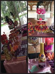 45 best sweet16 images on pinterest candy buffet candy table