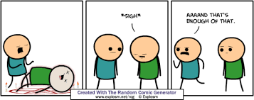 Cyanide And Happiness Memes - how to create your own cyanide happiness comics htxt africa