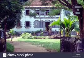 chateau st cloud old french colonial mansion la digue seychelles