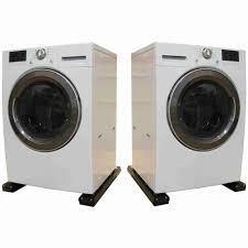 Frigidaire Washer Dryer Pedestal Vibrationbloc Washer U0026 Dryer Stand Bundle Great Brands Outlet