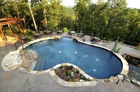 Average Cost Of Landscaping A Backyard How Much Does A Swimming Pool Cost