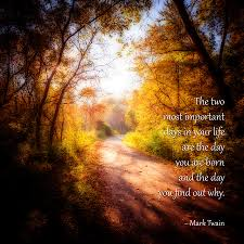 mark twain thanksgiving quotes mark twain the two most important days 01 photograph by