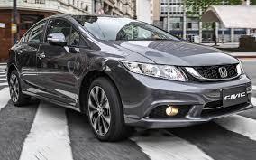 Basta Honda Civic terá queda de vendas com a chegada do HR-V | CAR.BLOG.BR &SH18