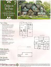 All In The Family House Floor Plan Richmond Homearama Recap Houses 5 6 U0026 7