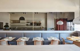 cuisine architecture anchovy restaurant in melbourne by fiona lynch yellowtrace