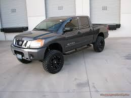lifted nissan armada image detail for nissan titan 2wd cst lifted 2wd titan trucks