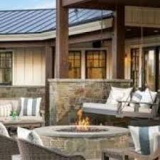 salt lake city modern porch swing patio farmhouse with country