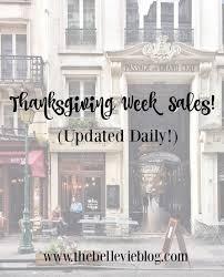 vie thanksgiving week sales updated daily vie