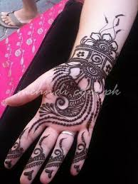 simple mehndi designs for front hands easy henna designs for