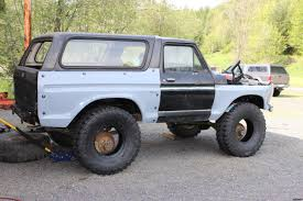 prerunner bronco 1979 ford bronco fiberglass fenders picture supermotors net