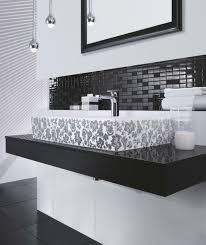 black and white bathroom design bold beautiful black and white bathroom design ideas black and