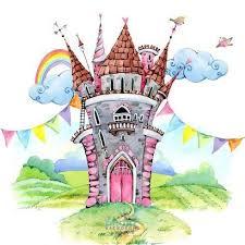 Castle Backdrop Princess U0026 Fairy Dropz Backdrops Australia