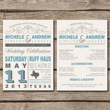 wedding invitations details card rustic country state wedding invitation details card on etsy