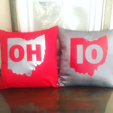 Ohio State Fire Pit by 1000 Images About Osu On Pinterest Pillow Set The Ohio State