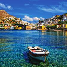 Greece Islands Map by Greece Portal Gr Travel Info Leros