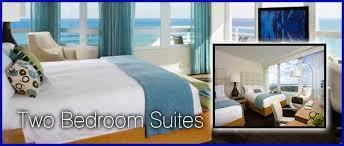 two bedroom suites miami two bedroom suites miami beach ocean front resort