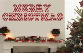 wall decals stickers home decor home furniture diy merry christmas wall decals vinyl sticker words letters art home holiday decor