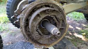 ltz250 rear brakes problems suzuki atv forum