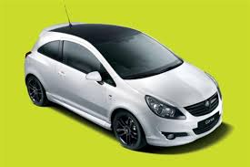 opel corsa 2002 white vauxhall corsa black u0026 white limited edition unveiled car news