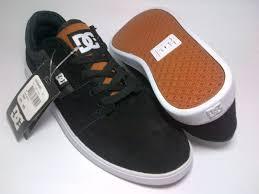 Sepatu Dc Jual dc casual suede black brown shoes shop id