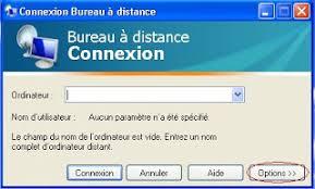 bureau à distance bureau à distance comment gérer un ordinateur à distance sous xp