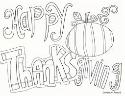happy thanksgiving coloring pages doodle alley ribsvigyapan