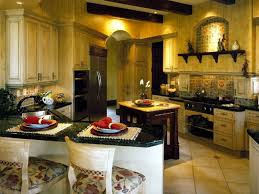 cozy tuscan italian kitchen décor all home decorations