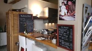 cuisine ouverte sur s駛our cuisine ouverte et carte qui change tous les jours picture of la