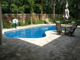 decor of small backyard with pool landscaping ideas easy planning
