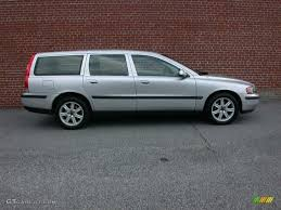 volvo 2002 silver metallic 2002 volvo v70 2 4t wagon exterior photo 48533744