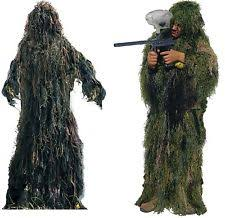 Ghillie Suit Halloween Costume Kids Ghillie Suit Ebay