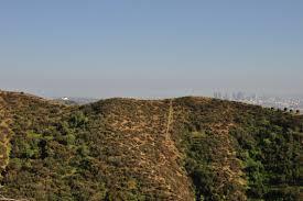 from the tops of the hollywood hills la marina chetner