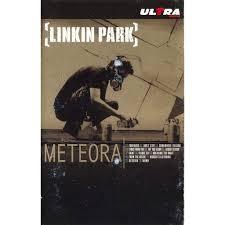 Hit The Floor Linkin Park - meteora by linkin park tape with vivasatanica ref 118477012