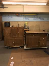 Coffee Bar Cabinet Hoosier Cabinet Made Into A Coffee Bar Hometalk