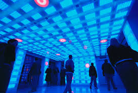 led tag archdaily