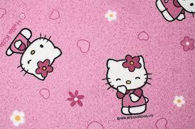 teppich rund rosa sanrio hello kitty teppich kinderteppich spielteppich neu rosa
