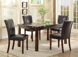 Espresso Dining Room Set by Belvedere Ii Espresso Dining Room Furniture Collection For 159 94