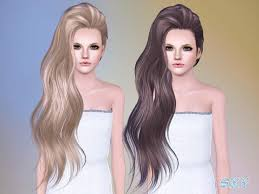 sims 3 custom content hair skysims hair 246