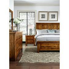 maple bed frame u2013 bare look