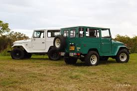 land cruiser fj40 tess