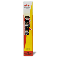 shop duraflame safety strike on box fireplace matches at lowes com