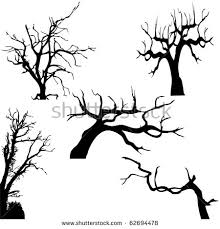 spooky tree stock images royalty free images vectors