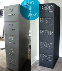 Grey Filing Cabinet Gray File Cabinet Chalkboard Paint An Old Filing Cabinet Staples