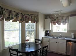 kitchen bay window treatment ideas curtain for kitchen window treatments for kitchen bay window 20