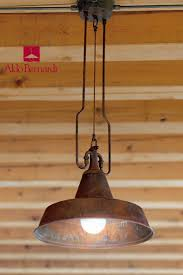pendant lighting copper finish fonderia is a fixed pendant l in aged copper finish with hook