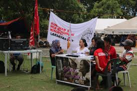 siege television a voice for affected by southern philippines conflict the