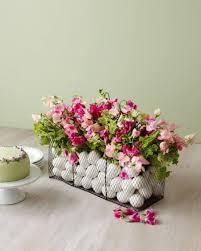 spring decorating ideas flower arrangements table centerpieces
