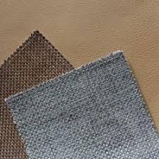 canapé fabrication tissu canapes haut de gamme duvivier associer cuir et tissu